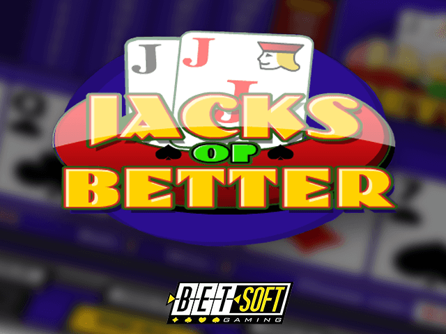 Jacks Or Better Multi-Hand Video Poker